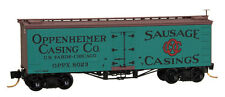 NIB N MTL #05800040 36' Wood Sheathed Ice Reefer Oppenheimer Casing Co. #8023