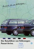 Variant R36 Prospekt Brochure von 10//2008 VW Passat B6 Typ 3C Limousine R36