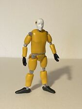 Mythbusters 'Buster The Crash Test Dummy Action Figure' - Hunk Made Of Junk