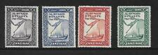 1994 Sailboat set 4 Complete MUH/MNH Sold as per Scan