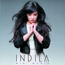 INDILA - MINI WORLD  CD NEW+