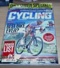 December Cycling Monthly Sports Magazines in English