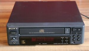 Sony CDP-S41 CD Player... faulty