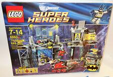 LEGO DC Universe The Batcave 6860 George Clooney Batman & Robin Movie set BANE!