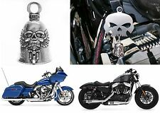 Ghost Rider Skull Guardian Bell Harley Davidson Motorcycles & More New Free Ship