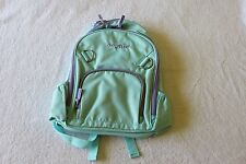 """Pottery Barn Fairfax Girls Green Small Backpack NWOT """"Sophie"""" FREE SHIPPING"""