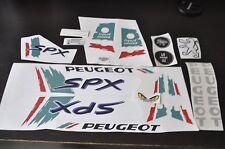 kit autocollant peugeot 103 SPX couleur de Italie REF:MOB050