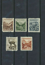 Slovakia #45 - 49 Mint Never Hinged  Vintage Complete Set 1940