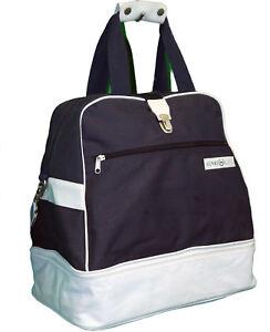 New HENRI LLOYD Vertical Vintage MANUELLA GYM HOLDALL BAG Navy Blue