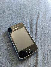 Samsung Galaxy y gt-s5360 - metalizado Gray (sin bloqueo SIM), Smartphone (GT-S 5360 m...