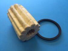 Tipo de fieltro Lanchester LA14/2 Roadrider Filtro De Aceite & Anillo De Cierre
