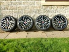 Fiesta Lenso Wheels with Tyres