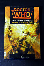 Doctor Who Scripts: THE TRIBE OF GUM paperback 1st Edition JOHN McELROY L@@K!