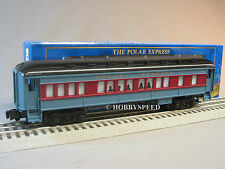 Lionel Polar Express Baby Madison Disappearing Hobo Car passenger train 6-35130