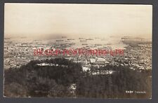 Japan -  KOBE,  Panoramic View of the centre,  Real Photo, c 1920's