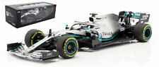Minichamps Mercedes F1 W10 2019 World Champion - Lewis Hamilton 1/18 Scale