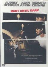 Wait Until Dark 0085392752720 With Alan Arkin DVD Region 1
