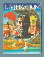 Civilization, Avalon Hill, AH, Unpunched, High Quality Condition, Huge Bonus!