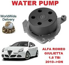 FOR ALFA ROMEO GIULIETTA 940 1.8 TBi 2010-->ON NEW WATER PUMP