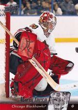 MARTY TURCO, CHICAGO BLACKHAWKS, RARE NHL CARD, 1.