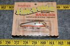 Vintage Bagley Bang-O-B Fishing Lure