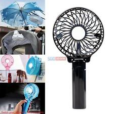 Mini Portable Foldable Handheld Cooling Fan 18650 Battery Operated not Included
