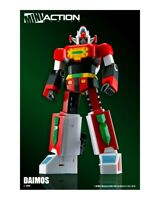 Action Toys Super Robot Mini Action Series General Daimos