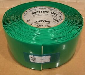 """SafetyTac® 2.0 with Armor Technology Floor Tape 4"""" inch Green 50' Foot Roll"""