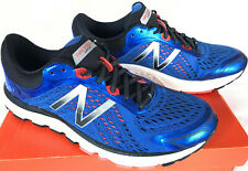 New Balance M1260BO7 Support 1260v7 Pacific Blue Running Shoes Men's 9.5 EEEE