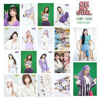 16pcs Set OH MY GIRL Lomo NONSTOP Album OMG Collective Lomocards Photocard