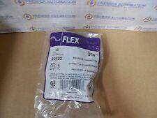 "20422 Halex Flex 3/4"" Squeeze connector (BAG OF 3)"