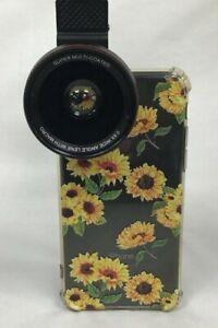 Le Pai Super Wide Lens With Macro Mobile Phones& Cameras  LP-06 0.6 X 2 In 1#Azg