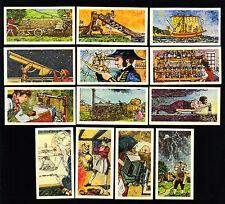 CIGARETTE/TRADE/CARDS.Brooke Bond. INVENTORS & INVENTIONS. (Full Set of 50).1975