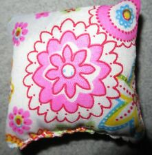 New Floral Catnip Cushion  Cosmic Kitty Catnip Inside Handcrafted Charity