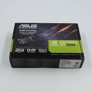 ASUS GeForce GT 1030 2GB PCIe 3.0 Grafikkarte mit Passivkühlung