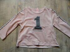 TOFF TOGS schönes Nicki Shirt rosa Gr. 92 NEUw. ST217