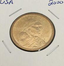 2000 Sacagewa Dollar p mint mark uncirculated - USA