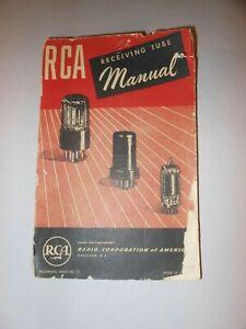 RCA Receiving Tube Manual, Technical Series RC-15, 1947