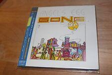 GONG-ANGELES EGG-JAPAN MINI LP CD NEW
