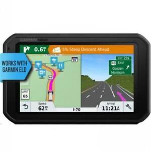 GARMIN Dezl 780 LMT-S GPS Truck Navigator Trucking Maps Traffic 010-01855-00