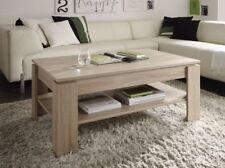 Couchtisch 110cm eiche Sägerau Beistelltisch Wohnzimmertisch Wohnzimmer Tisch