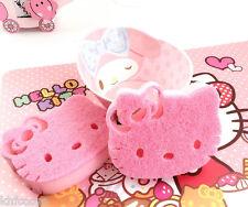 Hello Kitty Scrub Cleaning Sponge Kitchen Dish Scrubber 1set of 2pcs K548