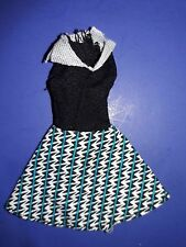 Monster High Doll Clothes Classroom Home Ick Frankie Outfit Dress