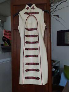 Westward bound latex Cadette Dress