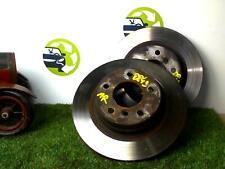Paire de disques arriere (freinage) BMW SERIE 3 (E90) PHASE 1 320d/R:32858398