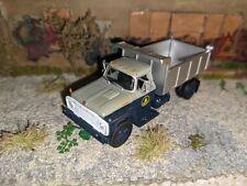 1/87 Ho Scale Custom B&O Ford F850 Dump Truck