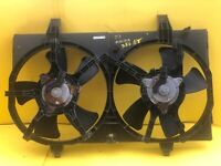 2002 - 2004  NISSAN MAXIMA 3.5L RADIATOR COOLING FAN ASSEMBLY OEM