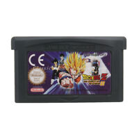 Dragon Ball Z The Legacy of Goku II 2 GBA Game Boy Advance Cartridge UK English