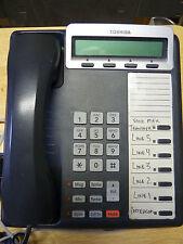 5 Line Business Telephone Toshiba DKT3007-SD