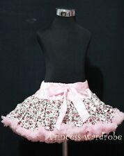 Wild Animal Multi-List Pettiskirt Skirt Pageant Party Dance Tutu Dress Girl 1-8Y